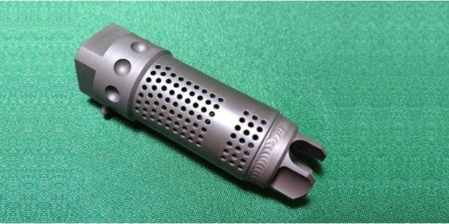 7.62 MAMS Muzzle Brake Kit